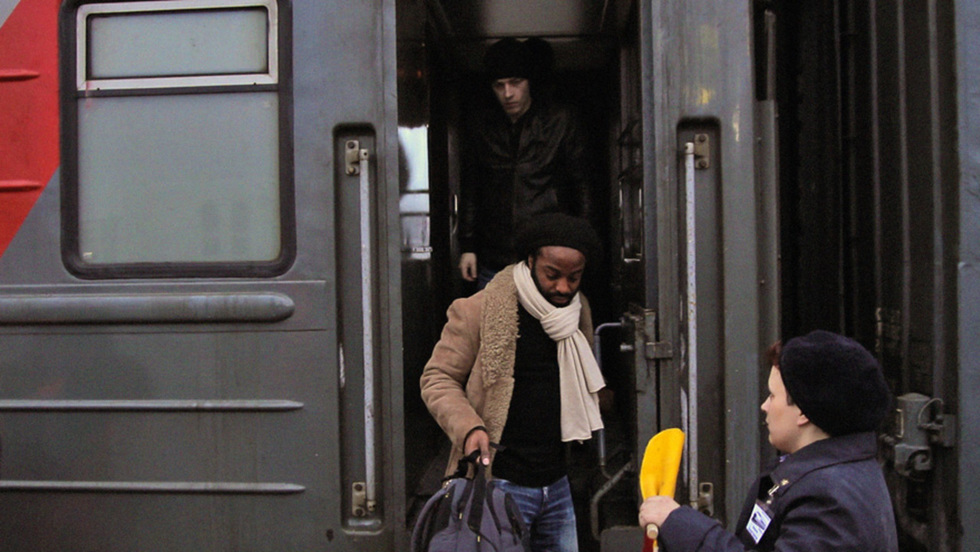 """From Brooklyn To Russia With Love: John Forté on """"The Russian Winter"""""""