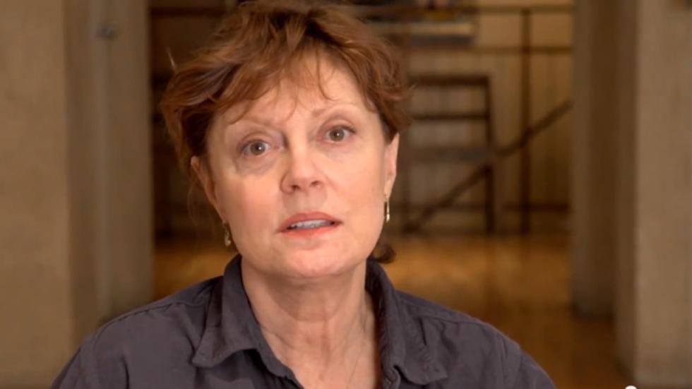 "Susan Sarandon Supports ""Silenced"" on Kickstarter and So Should You"