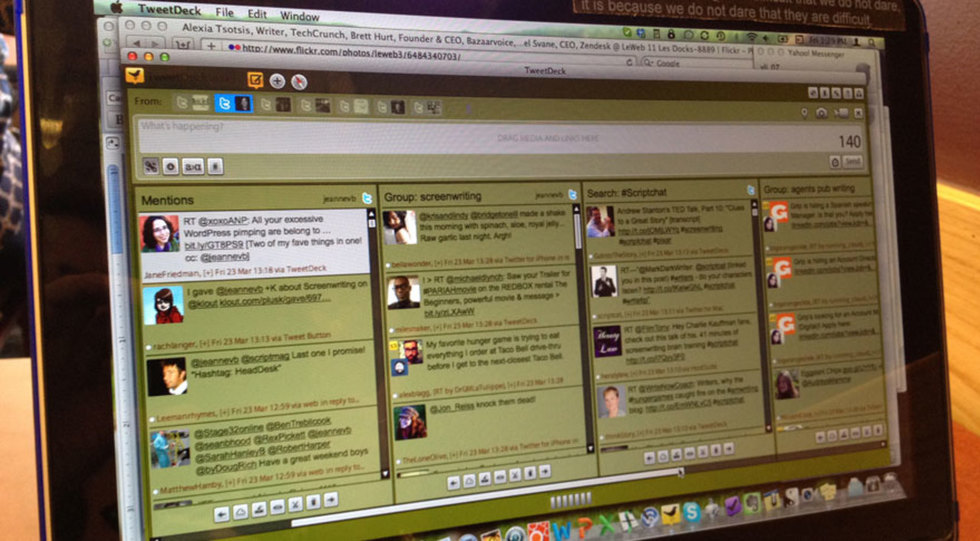 Hooked on Twitter: How 140 Characters Breeds a Community