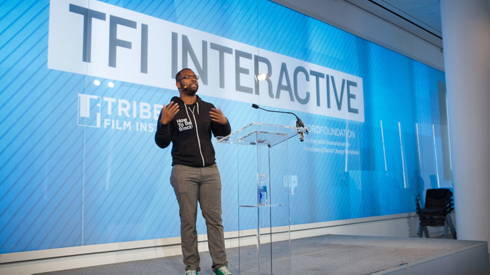 Celebrate Digital Storytelling at TFI INTERACTIVE at the 2013 Festival