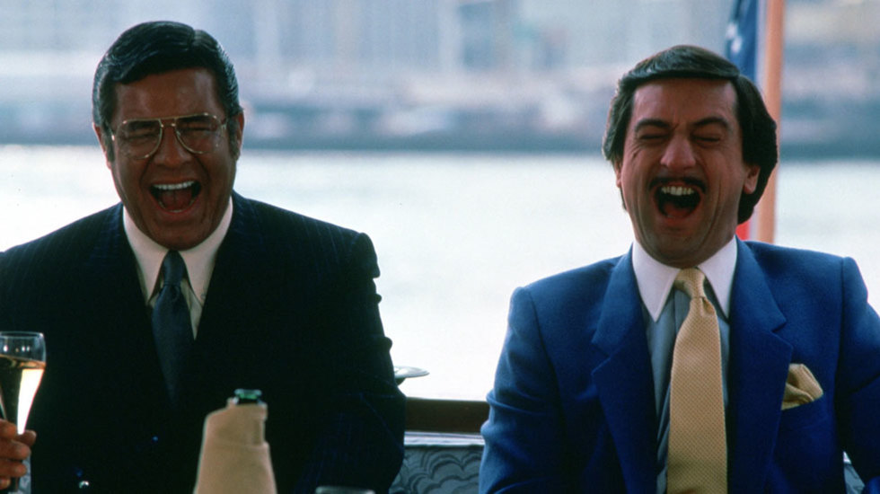 'The King of Comedy' to Close the 2013 Tribeca Film Festival