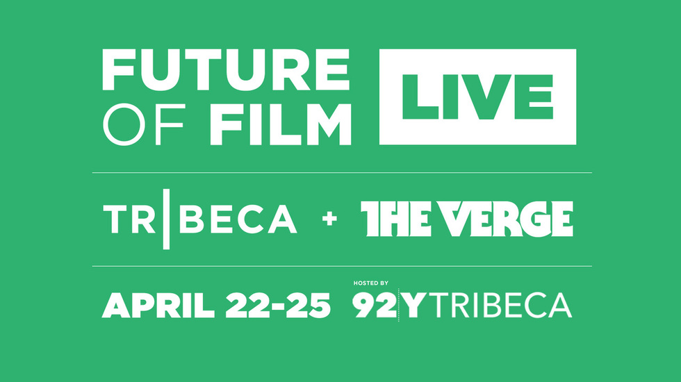 Announcing the TFF 2013 Future of Film Live Series with The Verge
