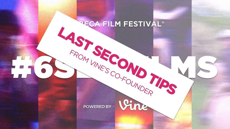 Last Second Tips From Vine's Rus Yusupov