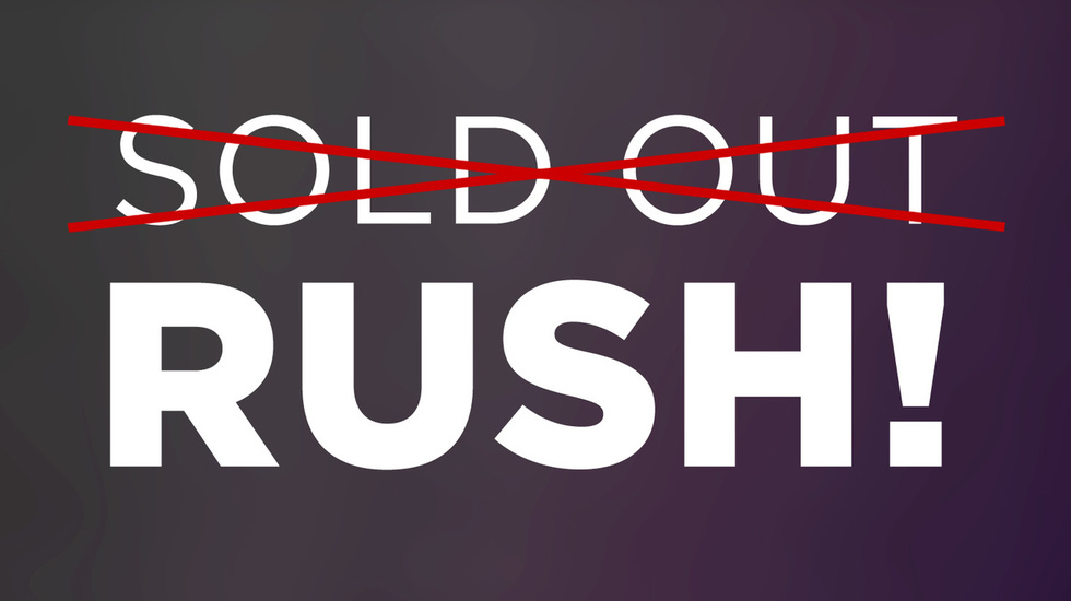 "There's No Such Thing as ""Sold Out"" at TFF 2013"