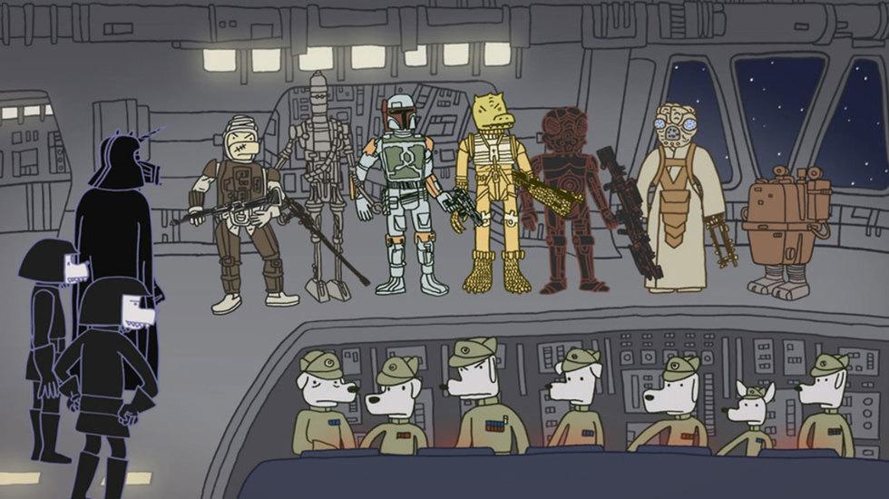 Casey Pugh on Star Wars Uncut
