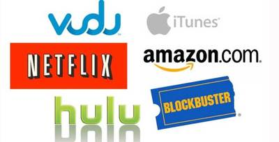 Content Wars: From Amazon to Hulu to Netflix