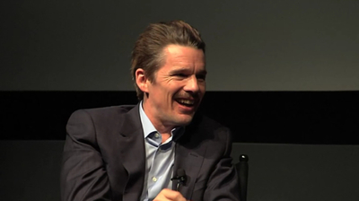 Watch: Ethan Hawke On 'Pretentious' Screenwriting