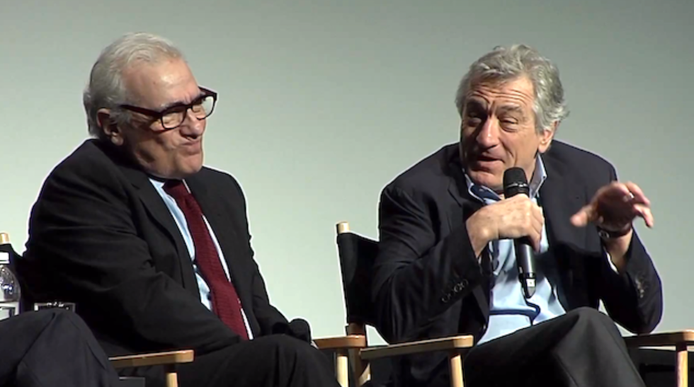 'King of Comedy' Reunion at TFF 2013: Bob & Marty on Jerry's Improvisation
