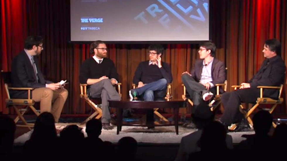 FoF Live: Joshua Topolsky Talks Non-linear Storytelling With Gaming and Film Leaders