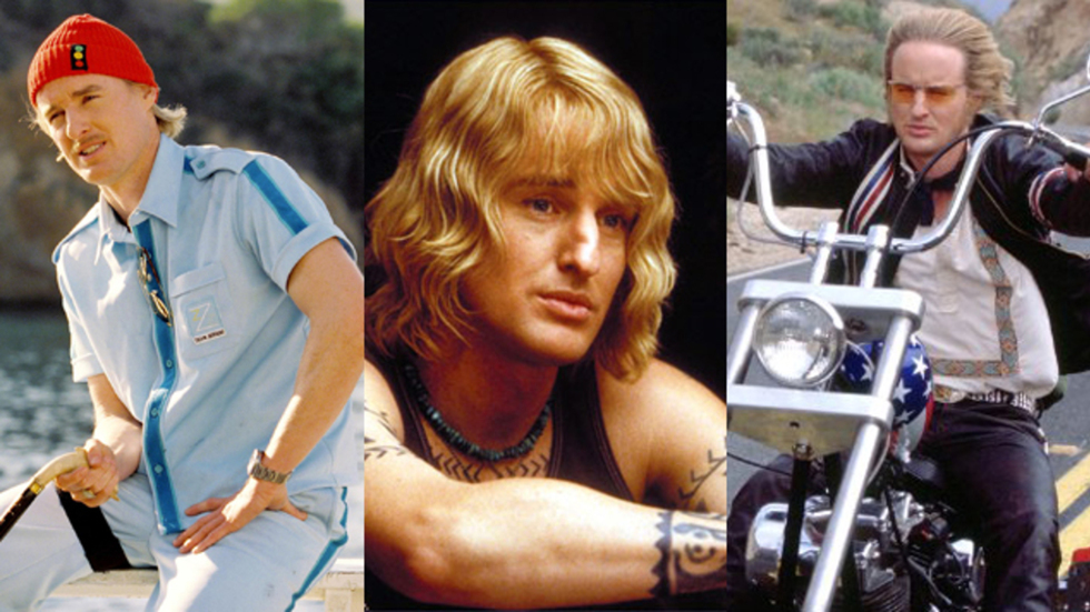 Owen Wilson: 13 Roles Ranked in Order of Self-Perceived Intelligence