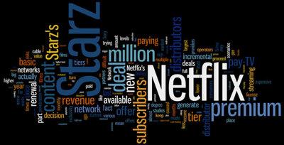 Inside Starz's Netflix Quandary