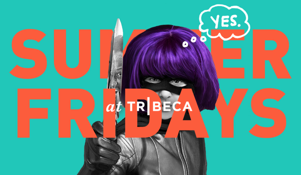 Summer Fridays: Hit Girl, Japanese Cinema and Father's Day in NYC
