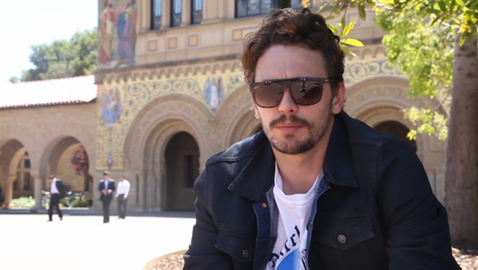 Is James Franco's New Crowdfunding Project Backlash-Proof?