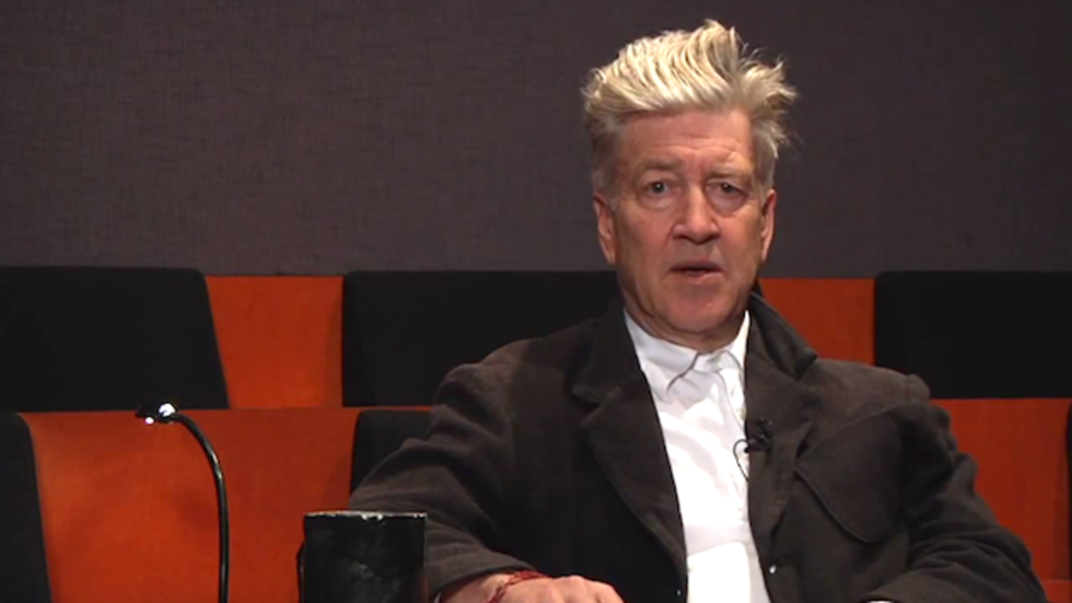 Why David Lynch Should Keep Making Films