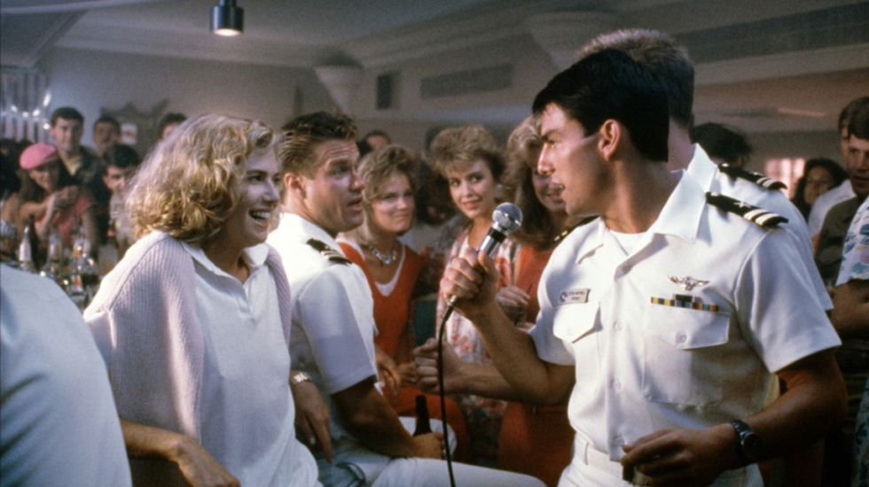 """Gutsiest Move I Ever Saw:"" Top Gun Screens July 9th For Free"