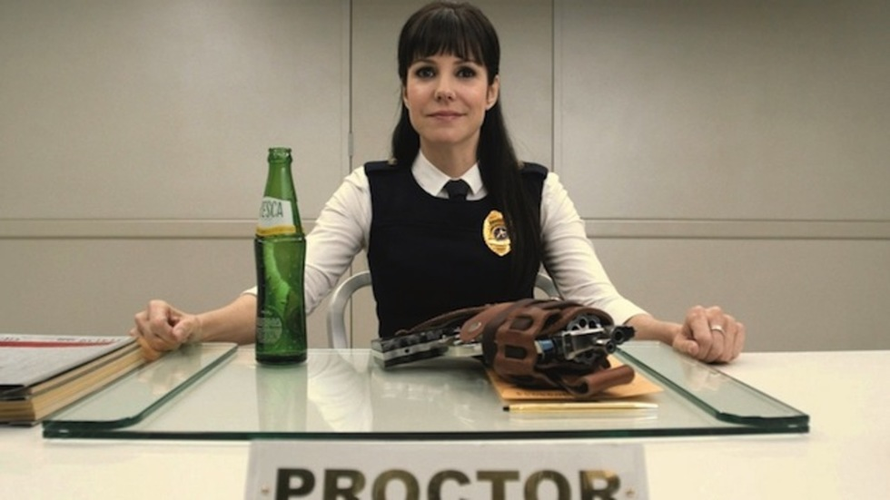 One for Me / One for Them: Mary-Louise Parker