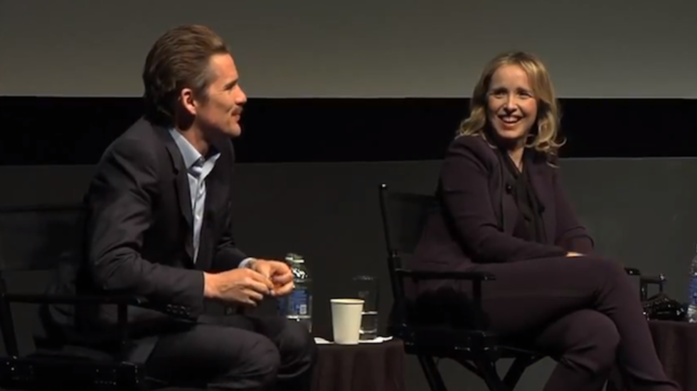 Obsessed With 'Before Midnight'? Here Are 7 Clips of Delpy, Linklater & Hawke Talking About It
