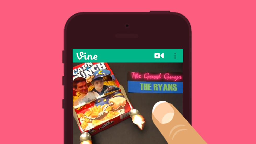 The 10 Best Vines of the Week: Viners Come Together For Ryan McHenry of 'Cereal' Fame