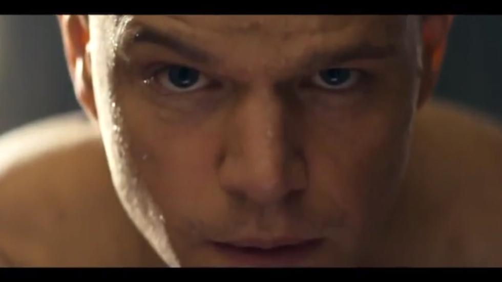 Mashup: Matt Damon in 'Behind Elysium'