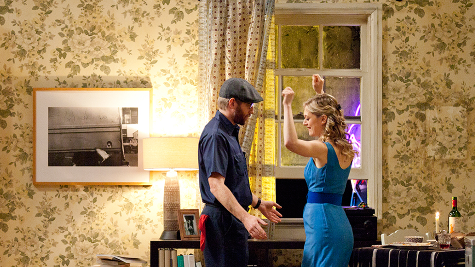 Sparrows Dance, Starring Marin Ireland and Paul Sparks