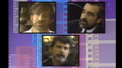 Spielberg, Lucas, Scorsese: The Amazing Lost 'Future of Movies' Special