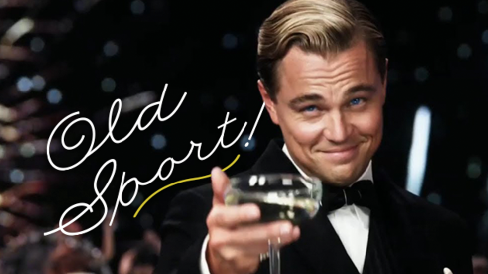Supercut: Every Time Someone Says 'Old Sport' in 'The Great Gatsby'
