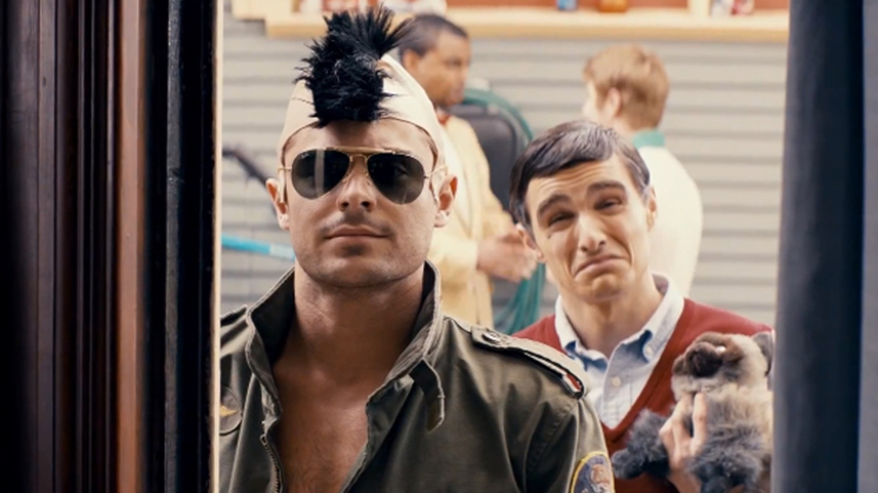 There's A Robert De Niro Themed Party in 'Neighbors'