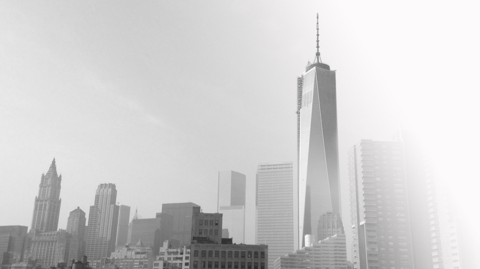 Passing Ground Zero: A Remembrance