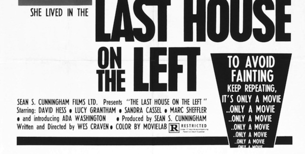 31 Days of Horror: The 'Last House on the Left' Trailer