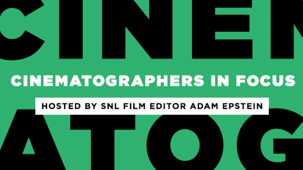 Celebrate These Four Cinematographers With Us This Tuesday