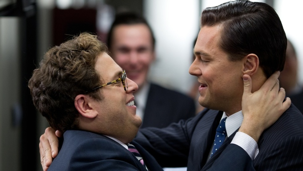 The 'Wolf of Wall Street' Trailer Uses a Dead Weather Song to Get Back in the 2013 Game