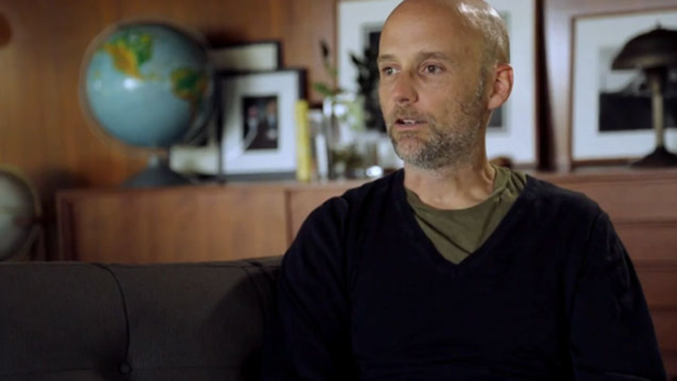 Moby Talks Mobygratis and the Chaotic Nature of the Internet on Acting Disruptive