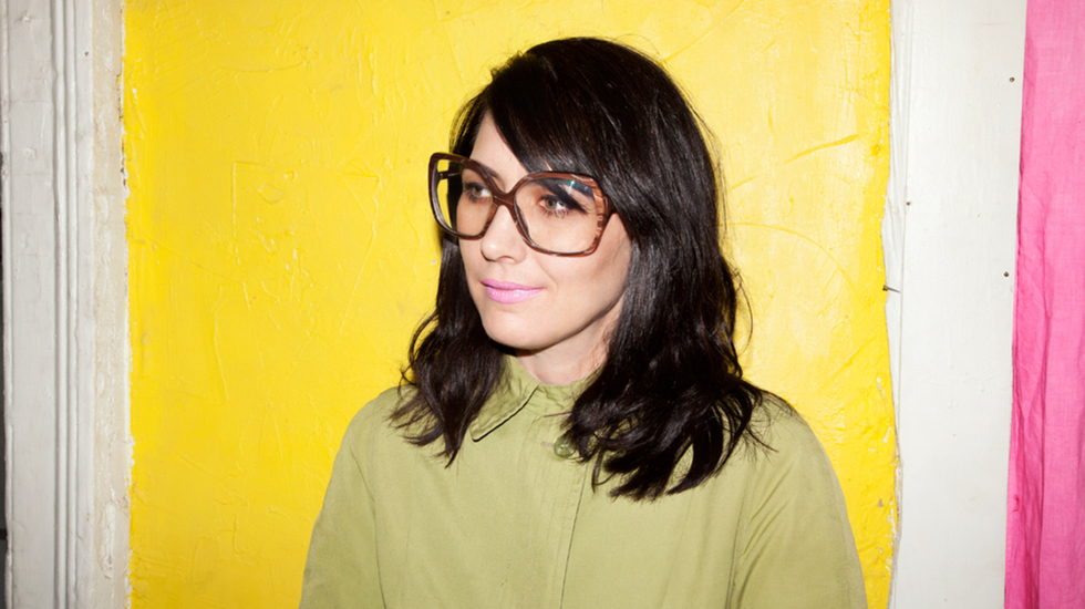 All Girls to the Front: Sini Anderson Talks 'The Punk Singer' and Kathleen Hanna