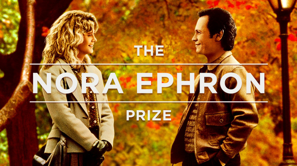 Attention Female Writers and Directors: You're Eligible for the Nora Ephron Prize