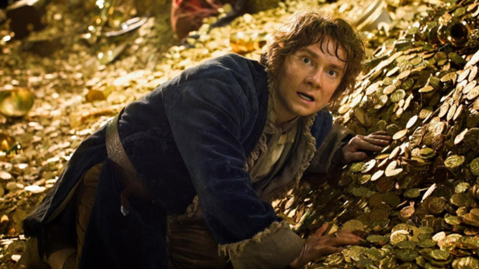 Gavel Up: Everyone Wants a Piece of 'The Hobbit'
