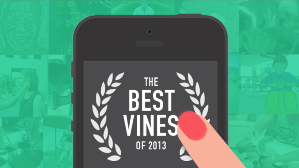The Best Vines of 2013