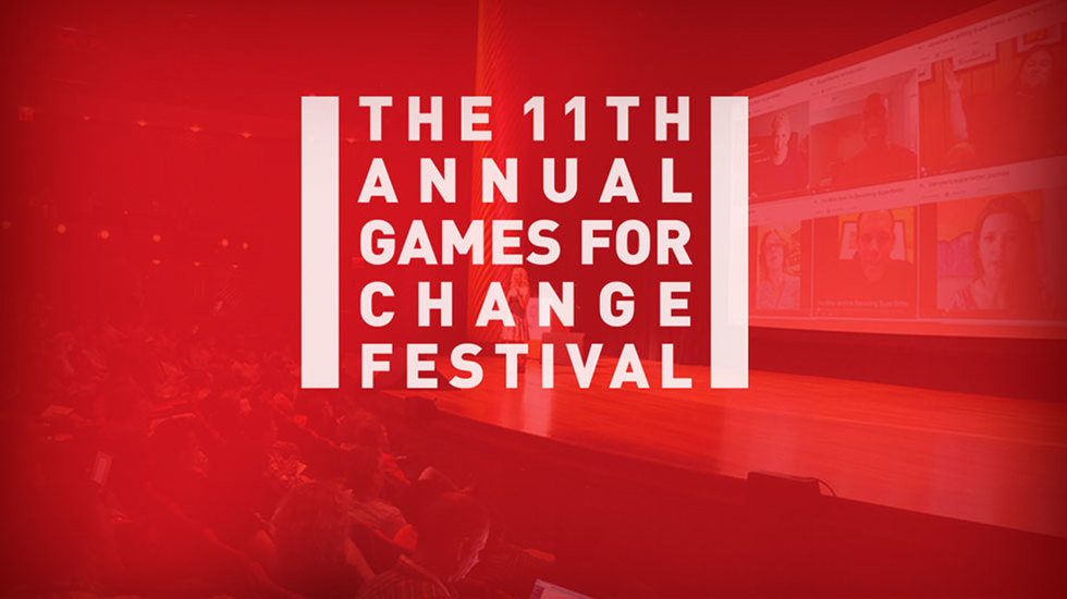 The 11th Annual Games for Change Is Coming to TFF 2014