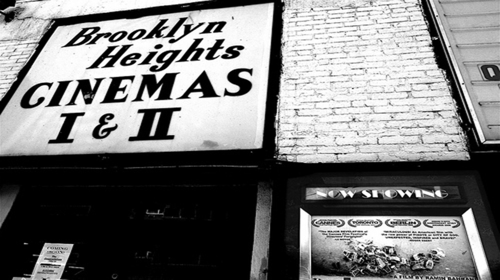 Crowdfunding Pick: Help Save the Brooklyn Heights Cinema