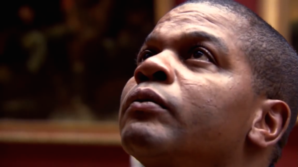 From Harlem to the Louvre with Artist Kehinde Wiley