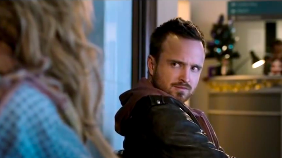Aaron Paul Is Going To Be Just Fine in 2014