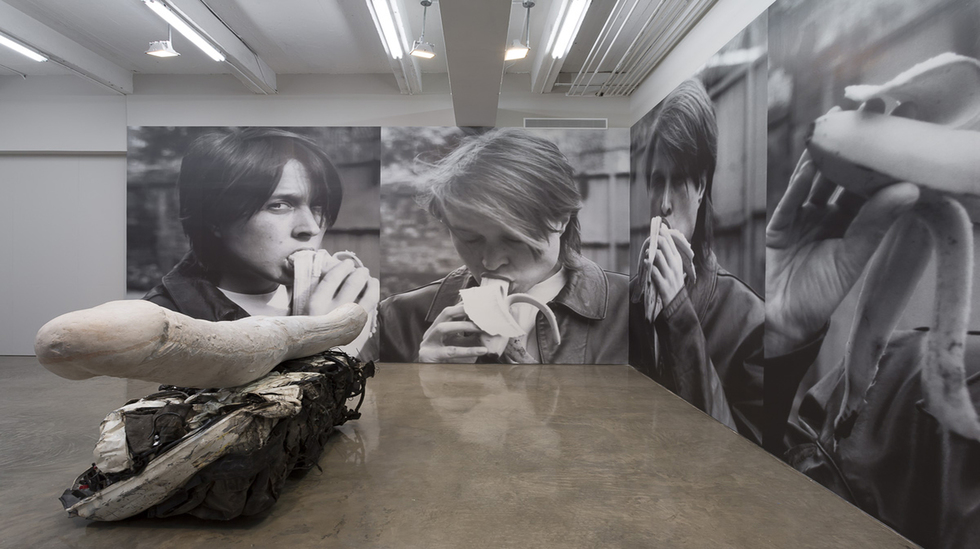 Young British Artist Sarah Lucas Makes Us Want To Go To The Movies
