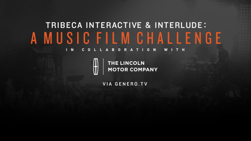 The Winners of Tribeca Interactive & Interlude: A Music/Film Challenge