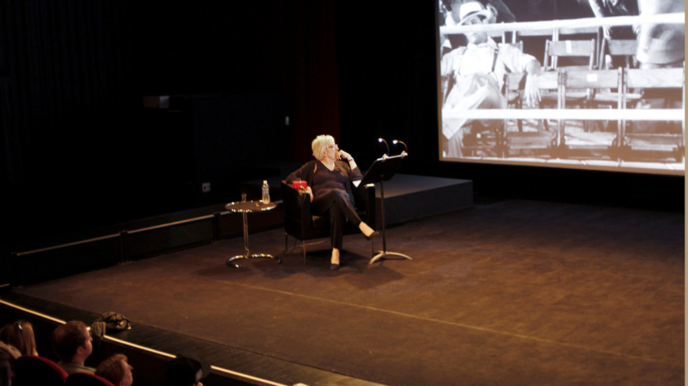 8 Lessons Thelma Schoonmaker Taught Us at TFF 2014