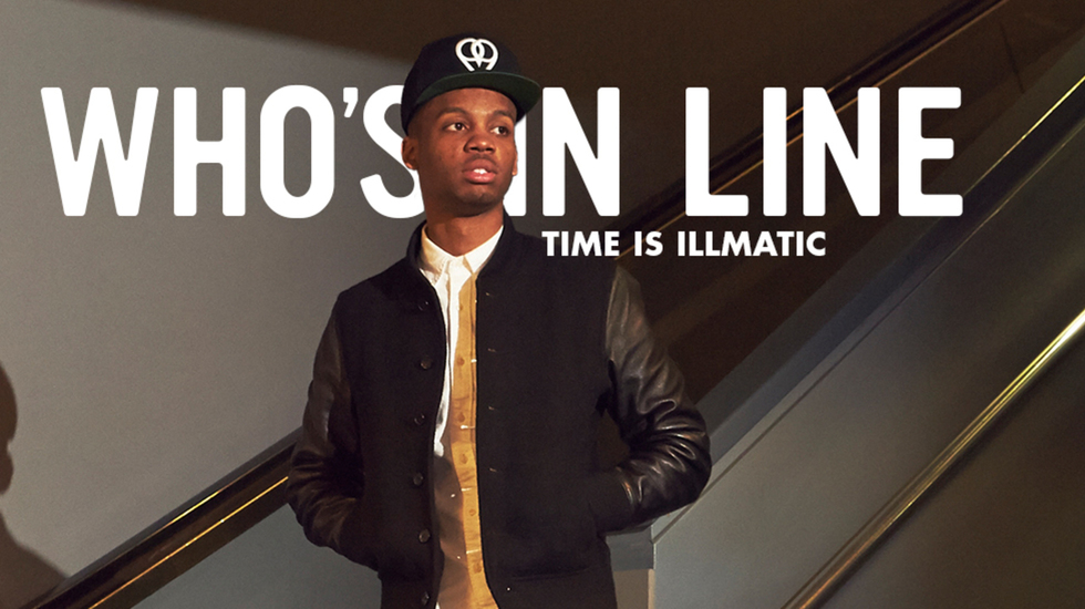 Who's In Line at TFF 2014: 'Time is Illmatic'