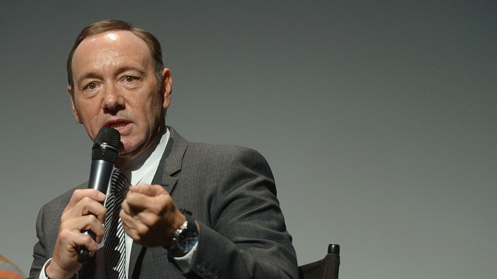 Recap: The 6 Best Moments From Kevin Spacey's Q&A with Charlie Rose at TFF 2014