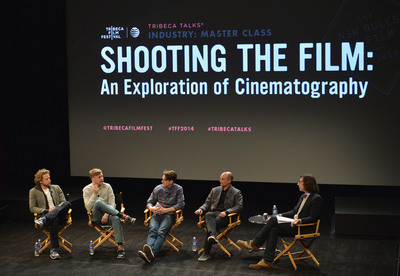 Talking Cinematography at TFF 2014