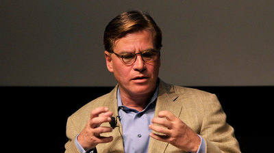 Video: Aaron Sorkin Addresses 'Newsroom' Critics