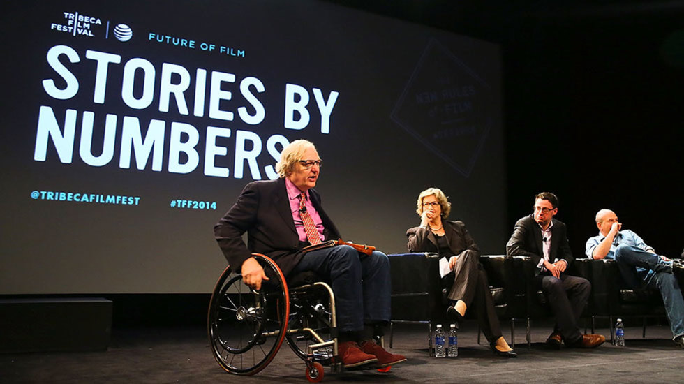 """11 Amazing Things We Learned At The """"Stories By Numbers"""" Panel Featuring Nate Silver, David Simon and Beau Willimon"""