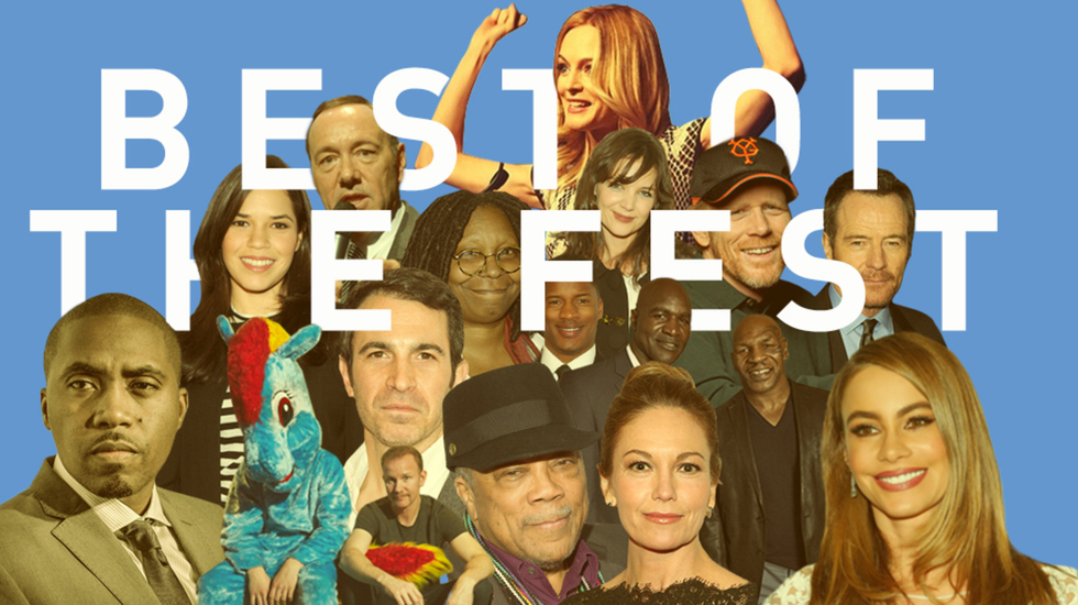 The Best of TFF 2014 in Photos, Videos, Quotes, Recaps & Podcasts