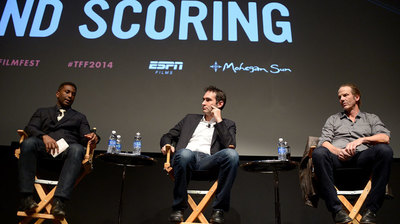 Recap: Shooting and Scoring With Peter Berg and Connor Schell